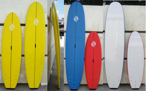 Soft Top Surfboards