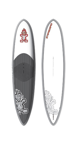 Starboard Stand Up Paddleboard blend