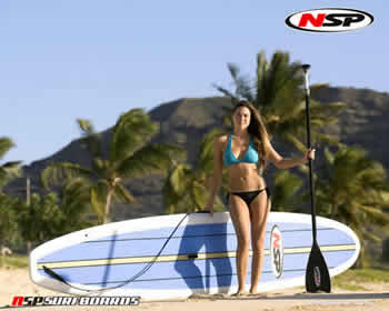 NSP Stand Up Paddle Board