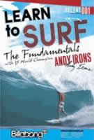 andy irons learn to surf