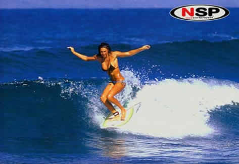 NSP & Southpoint surfboards