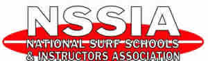 NSSIA surf school and instructors association