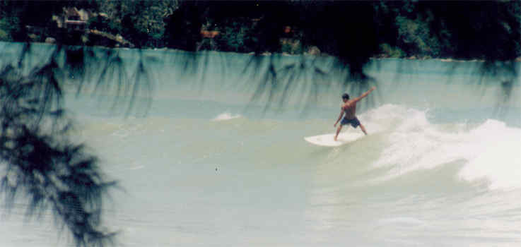 Kamala beach surf photos