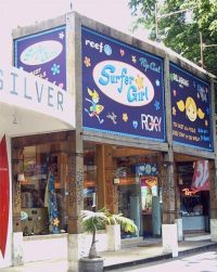 Surfer Girl Surf Shop Bali