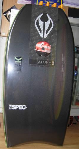 NMD Spec IXL Bodyboard
