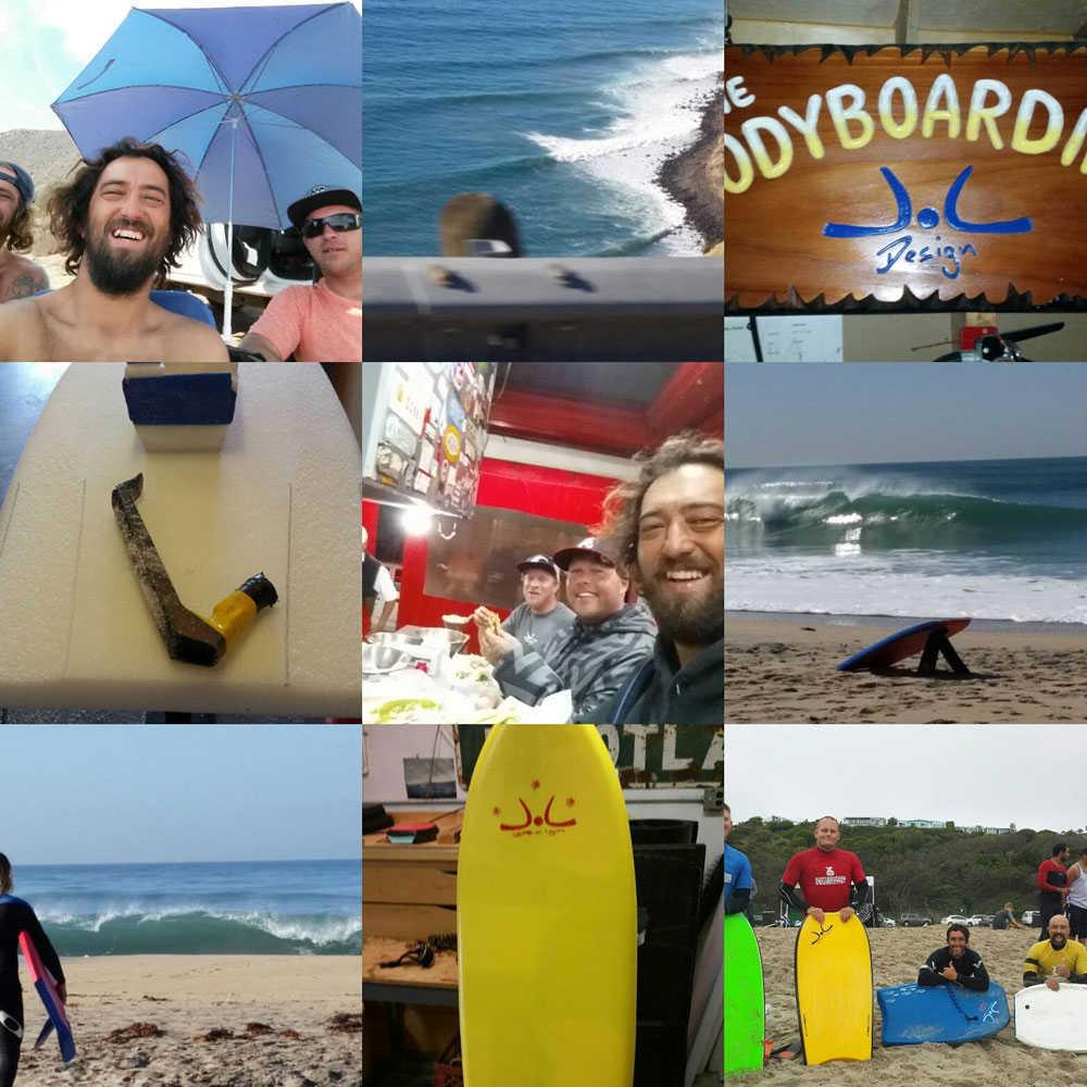 Jimmy Linville Bodyboards