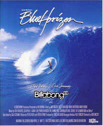 Blue Horizon is a surf movie