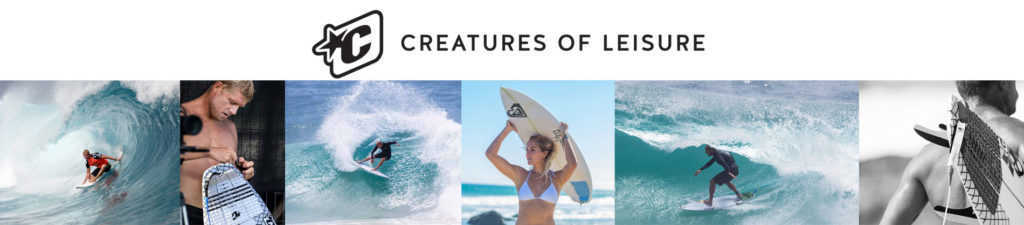 Creatures of Leisure Surf Leashes