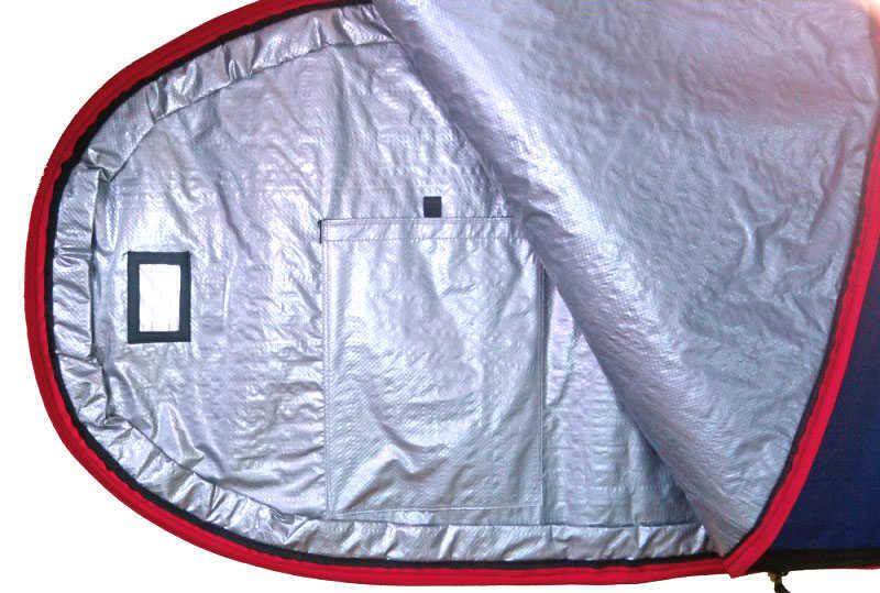 Surfboard Bag Inner
