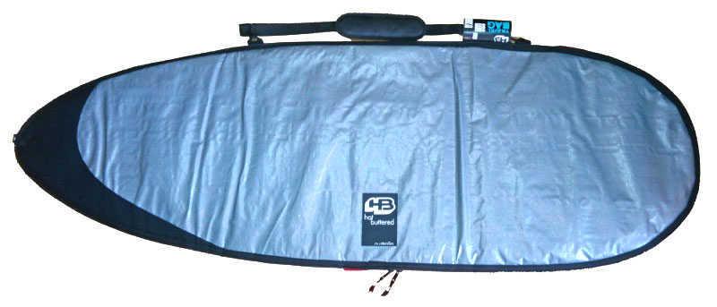Surfboard Bag Back