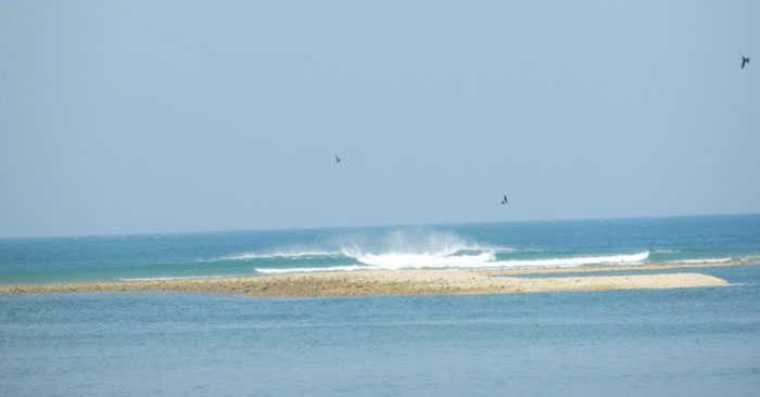 Nai Yang Reef Surf