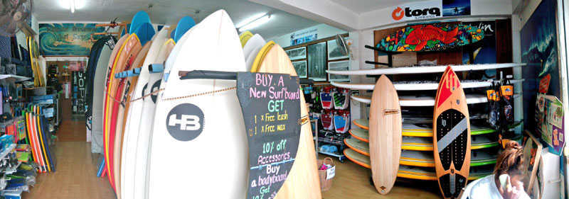 Saltwater Dreaming Surf Shop