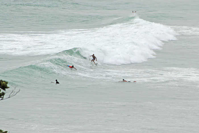 Surfing Kata Yai Beach