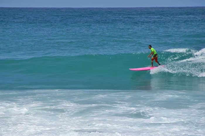 Surfing Kata Beach