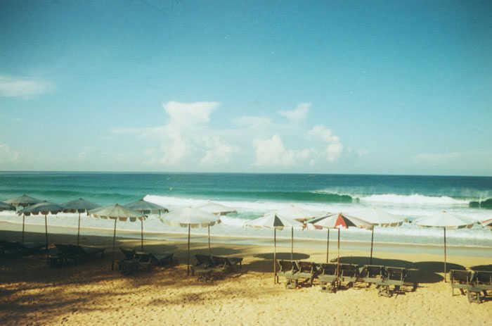 Surf at Surin Beach
