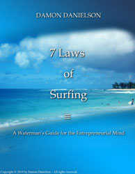 7 Laws of Surfing [Kindle Edition]