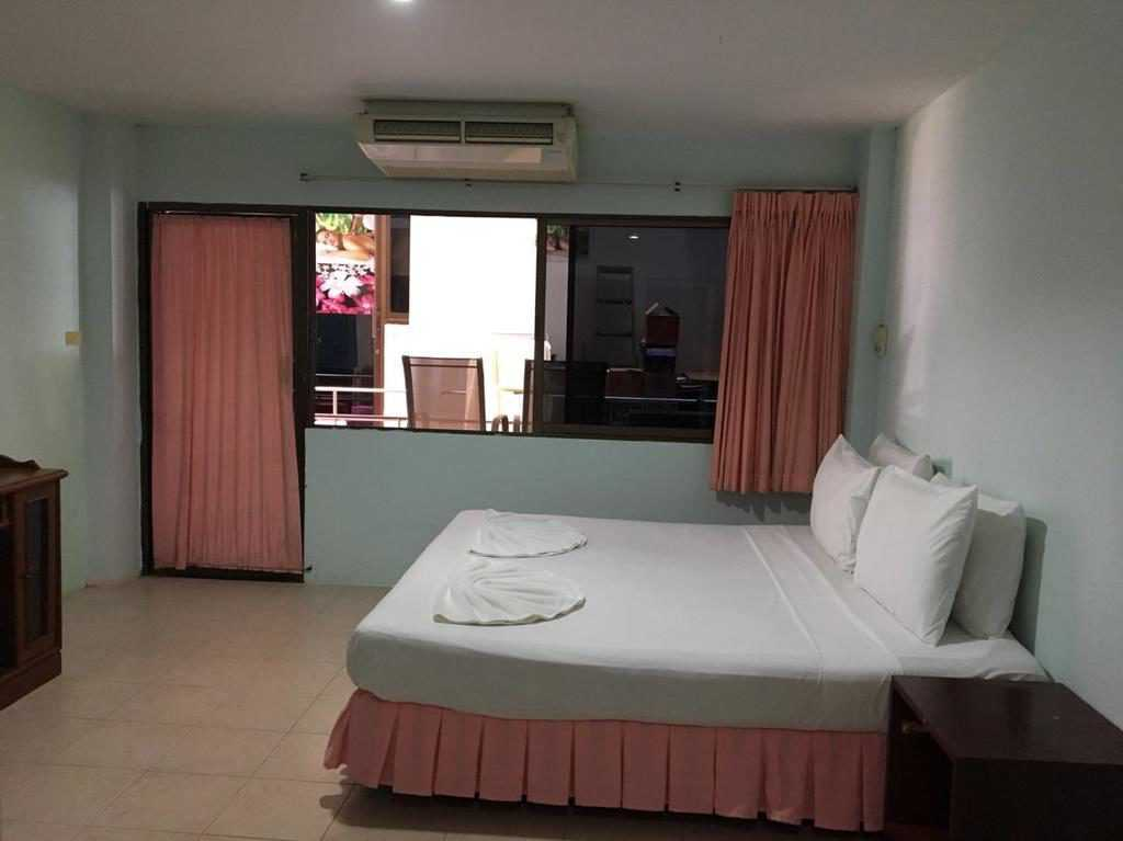 Benjamin Resort double room with balcony