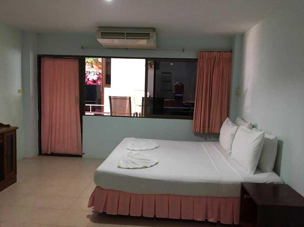 Benjamin Resort double room with balcony