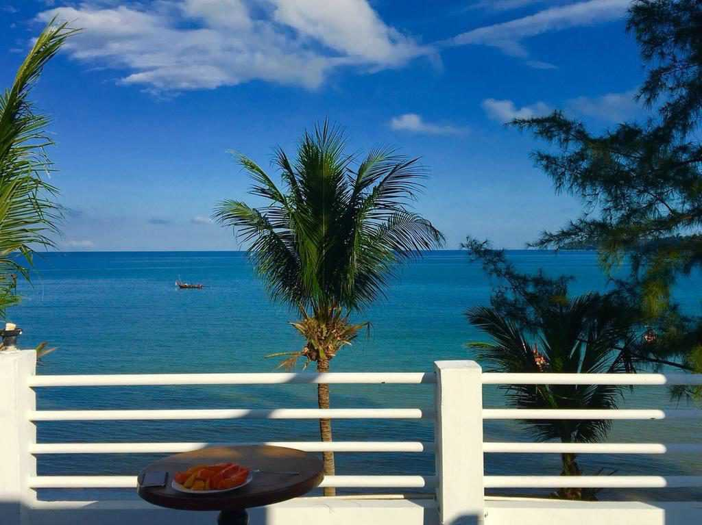 Benjamin Resort view from terrace
