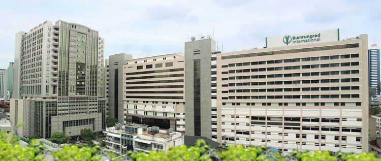Private Hospital Bangkok