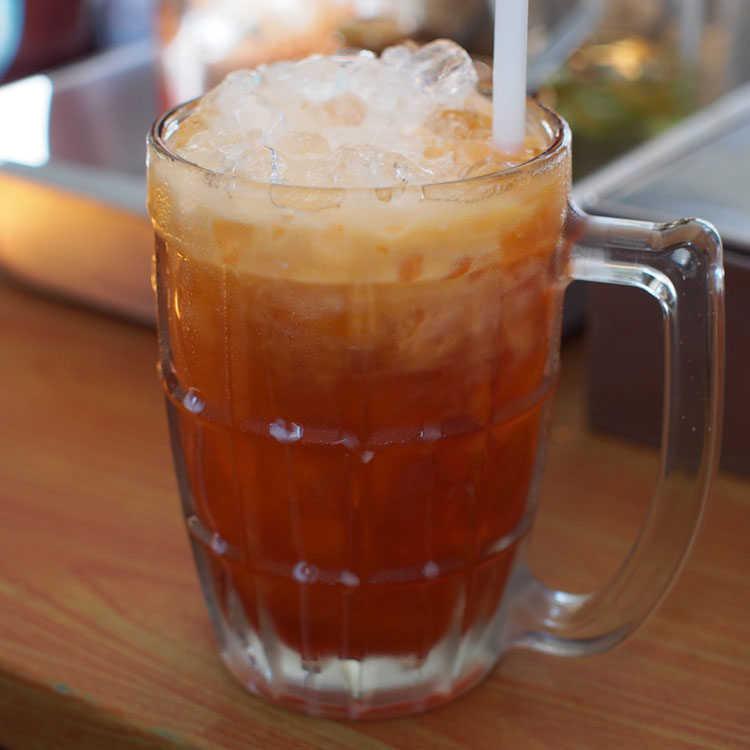 Cha Yen - Iced Tea