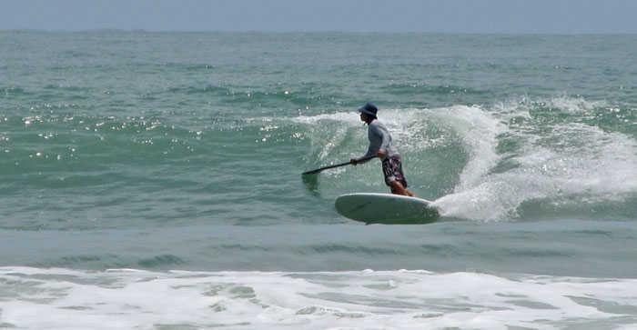 Surfing Koh Lanta
