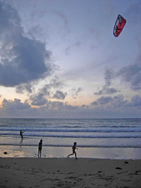 Kite Surfing Koh Samui