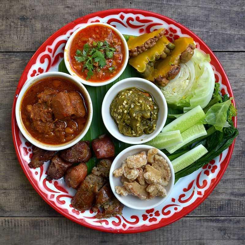 Lanna Style Northern Thailand