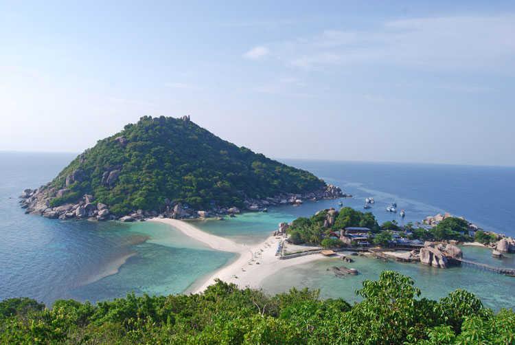 Nang Yuan Island Koh Tao