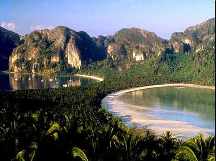 Phi Phi Island Before Development
