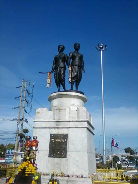 phuket-heroines-monument