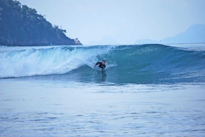 Bodyboarding Thailand