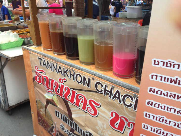 Thai Drink Stall