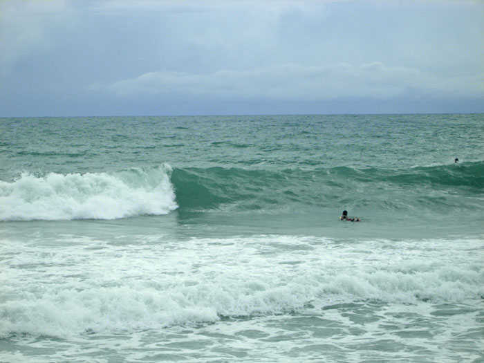 Surfing Thai Muang