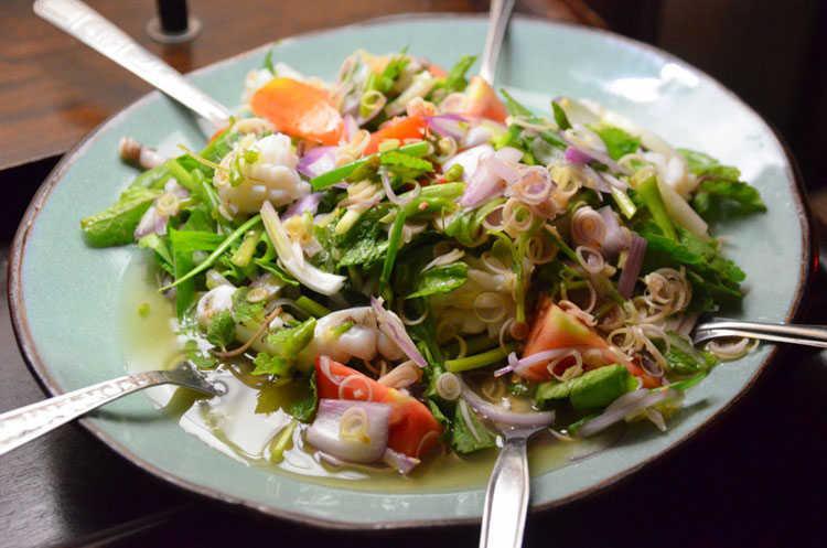 Yum Thale - Seafood Salad