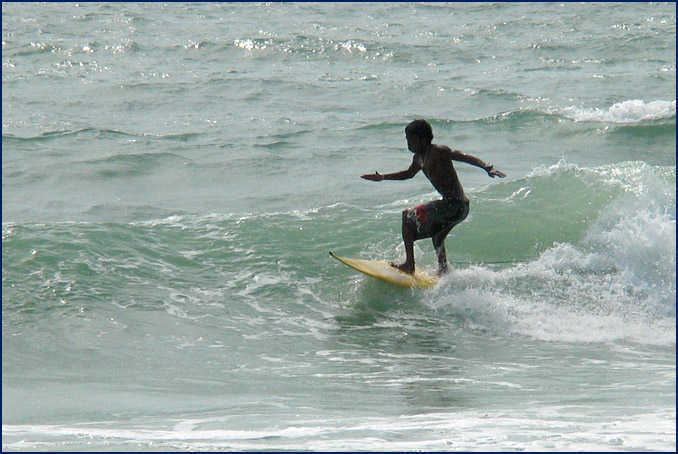 Pot Surfing