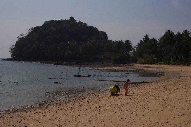 shell-hunt krabi
