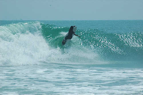 Surfing Malaysia