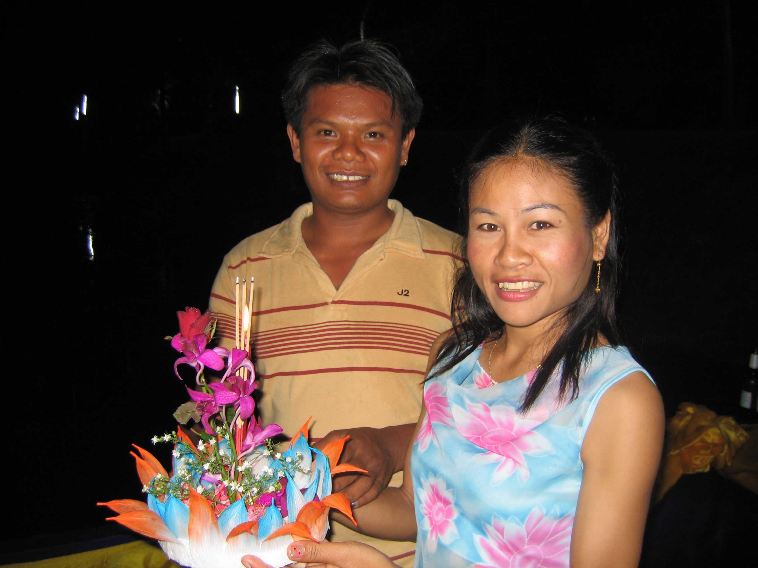 Loy Kratong Festival