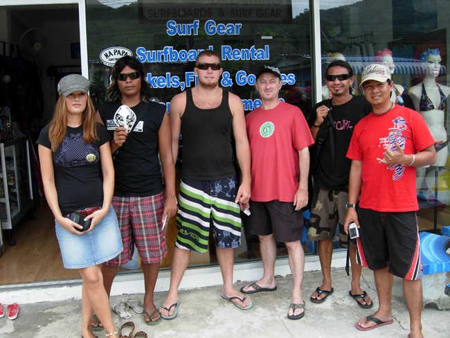 malaysia surfers