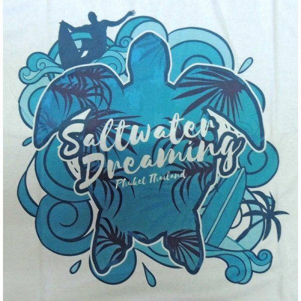 Saltwater Dreaming T-shirt Sealife