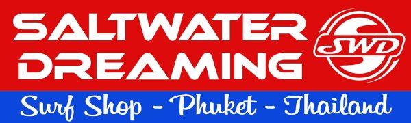 Saltwater Dreaming Sticker