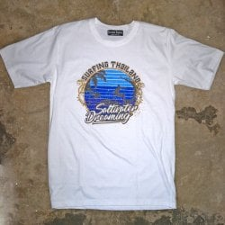 Saltwater Dreaming Surfing Thailand Tee Shirt